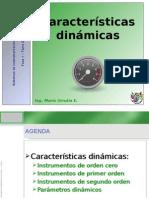 Caracteristicas Dinamicas