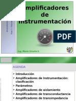 Amplificadores Instrumentacion