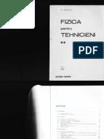 G Enescu Fizica Pentru Tehnicieni Vol 2