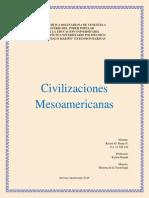 Civilizaciones Mesoamericanas. NR