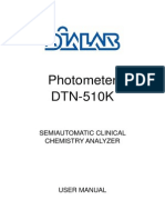DTN-510K User Manual V1.3e Rev03