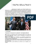 """Guatemala en su """"camisa de fuerza"""""""