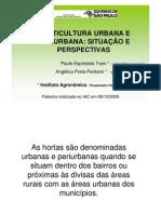 Palestra Horticultura Urbana e Periurbana-PDF - 7Mb