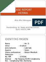 Case Report Hil Anak