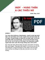 Ted Bundy- Hung Thần Của Các Thiếu Nữ