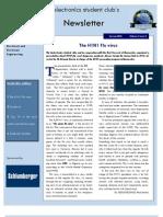 DEEE Newsletter