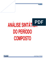 T-ITA-SJ Poliedro - Aula 22 - Análise Sintática Do Período Composto II 2014 (3)