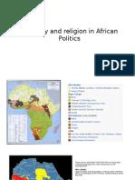 Ethnicity and Religion