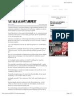 Deloitte Partner Steven Klig Busted for Sex Extortion