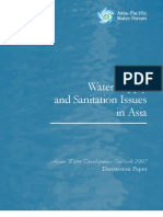 Water Supply and Sanitation in Asia
