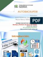 Auto Backup Db - Presentación.