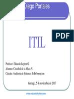 Presentacion ITIL 07