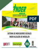 Presentación- Indicadores en Torno a Actividad Física, Deporte y Recreación, 2010