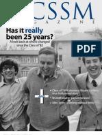 NCSSM Magazine Volume 9