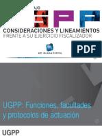Memorias Evento UGPP Bogotá 29 de Julio