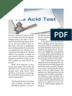 acid-test