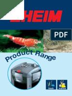 EHEIM Product Range