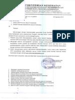 Surat Edaran Pendaftaran Internsip