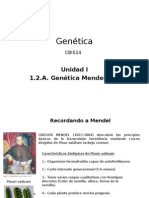 Session 18-Genetica Mendeliana