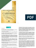 CARISMAS LIVRO DIVERSIDADE BAIXAR DOS