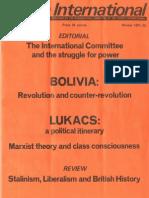 Revista Cuarta International