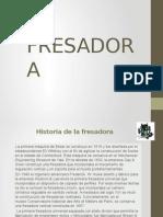 FRESADORA EXPOSICION