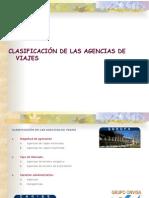 CLASIFICACION DE LAS AGENCIAS DE VIAJES-ppt.ppt