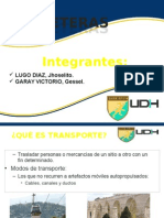 DIAPOSITIVA DE Carretera