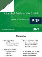 DSM-5 Survival Guide Formatted Final