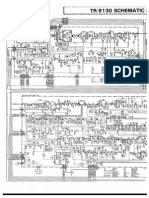 Kenwood TR-9130 Schematic and Specification