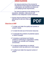 14.Human Resource Planning