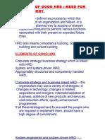 17.Elements of Good Hrd