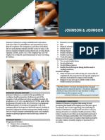 Johns Hopkins - IHPS - JNJ Study
