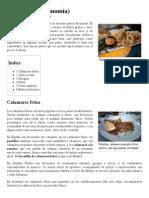 Calamar (Gastronomía)