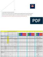 20100105 TT Platform Rig Evaluation Matrix - FINAL