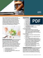 Johns Hopkins - IHPS - CITI Study