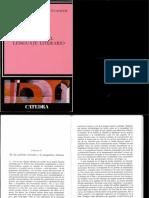 Teoría Del Lenguaje Literario
