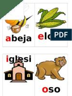 ABC Ilustrado Para Imprlimir
