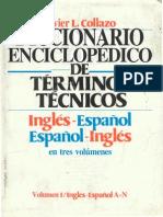diccionario técnico en ingles