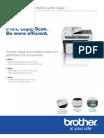 DCP-7040 Laser Multi-Function Copier