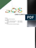 Caso Clínico atencion farmaceutica