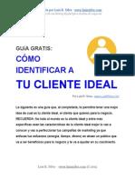 Guía- Cómo Identificar a Tu Cliente Ideal