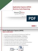 Webinar Materials_ Analytics for EBS Using Application Expresss_ SmartDog Services 04.25.14