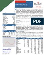 Neo Corp International-Buy Report