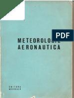 Meteorologie Aeronautica - N. Topor