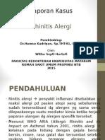 Lapsus Rinitis