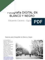 Fotografia en Blanco y Negro Digital