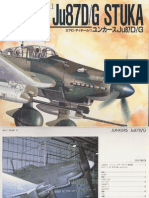 [Aviation] - Dai-Nippon Kaiga Co - 1994 - Aero Detail 11 - Junkers Ju87D-G Stuka - 78s