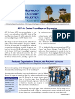 Airport Newsletter Aug 2015