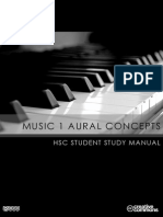 Music 1 Aural Concepts